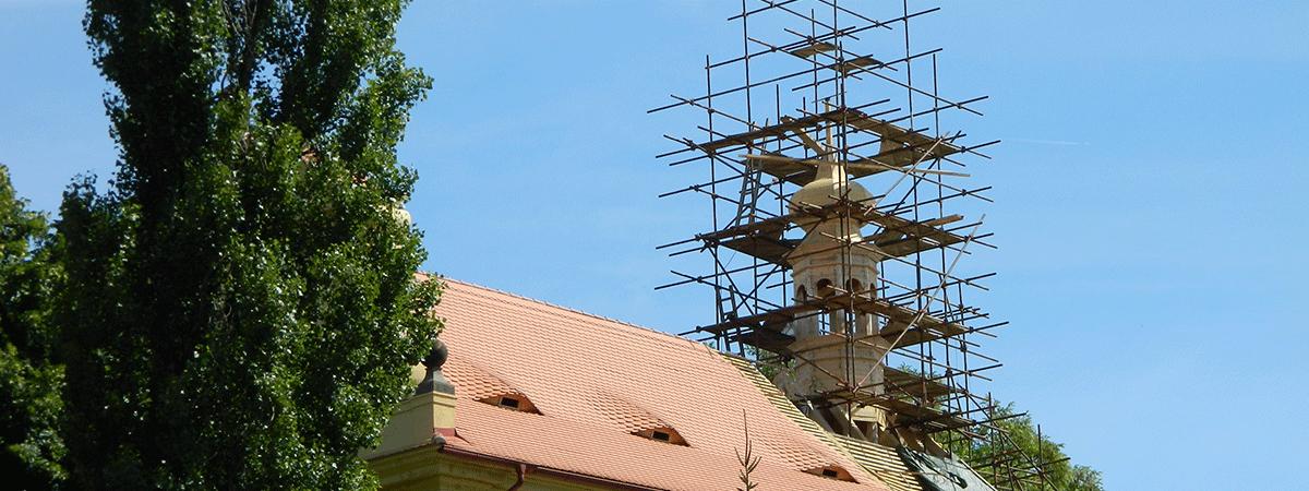 Obnova kulturních památek